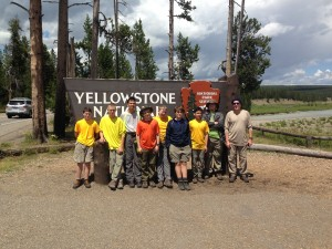 Hello Yellowstone