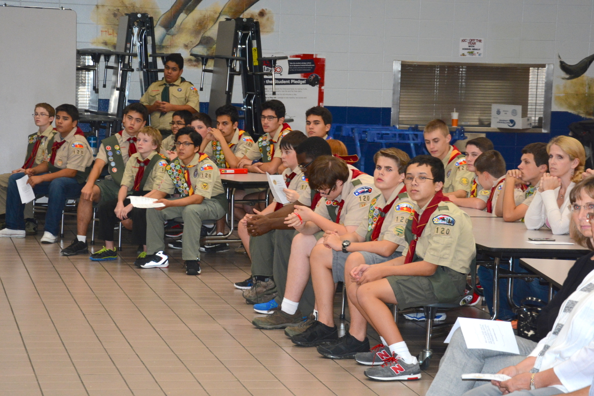 Our scouts 9-2015