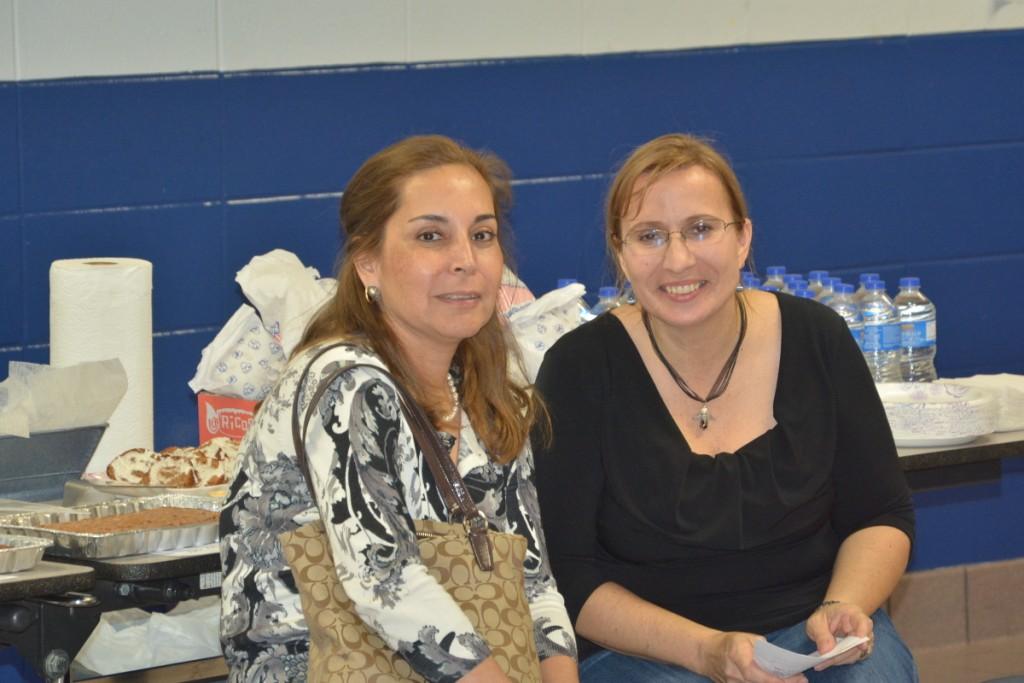 Mrs. Powell & Mrs. Guiberteau